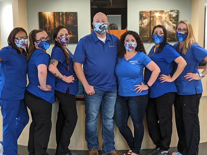 Queen Creek Health Center Staff